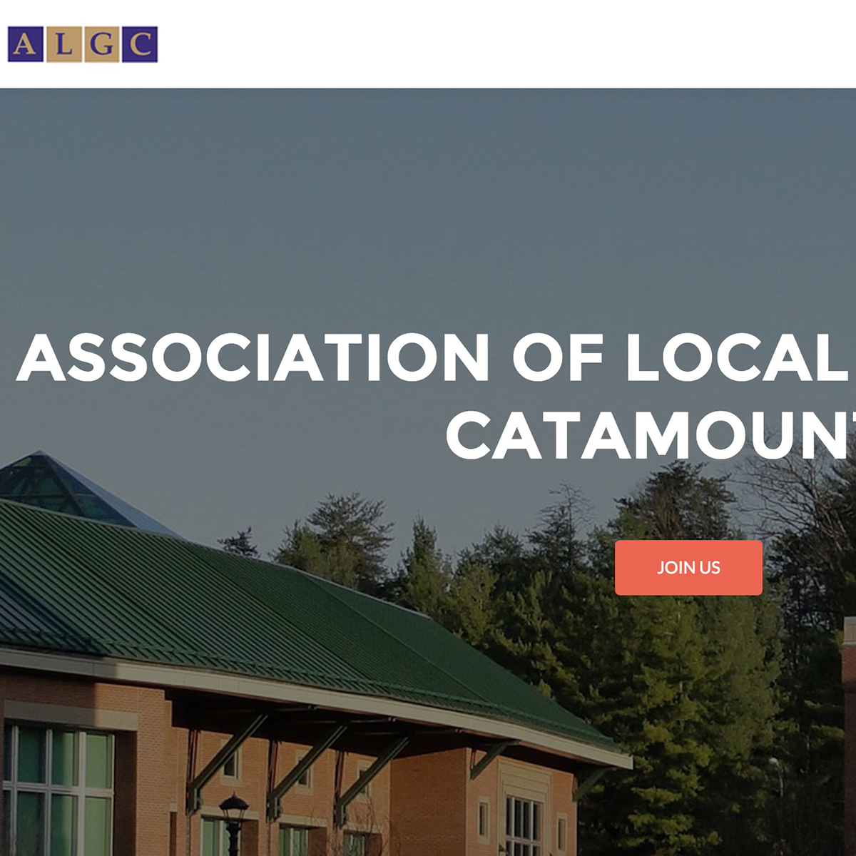 The Association of Local Government Catamounts (ALGC)